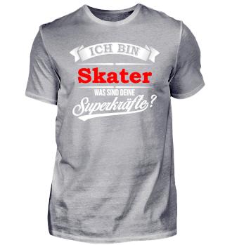 Skater Skateboarder Skaten Superkräfte