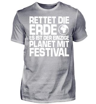 Festival - Rettet die Erde