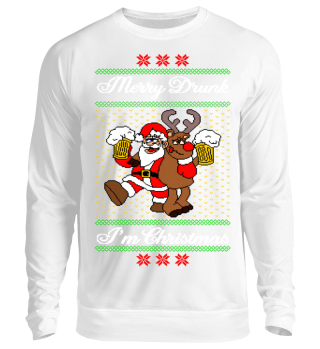 Merry Drunk I´m Christmas Ugly Xmas