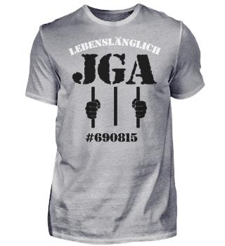 JGA Lebenslänglich (Bräutigam)