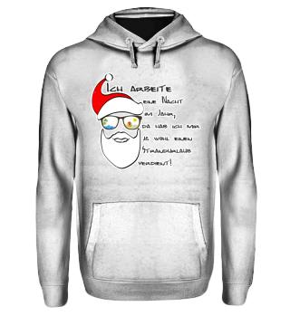 Santa Claus - Strandurlaub verdient