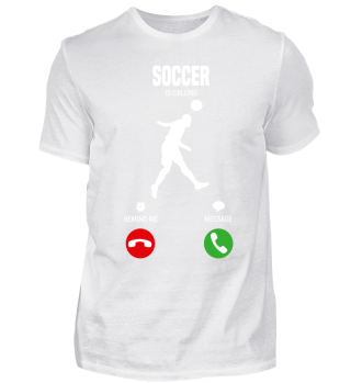 Soccer is calling! gift