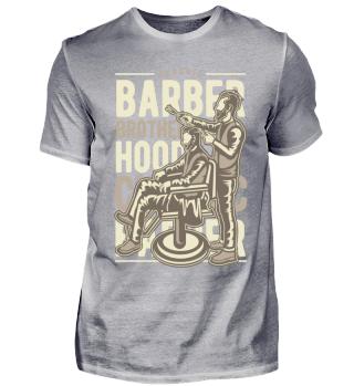 Barbier Bart Old School Geschenkidee