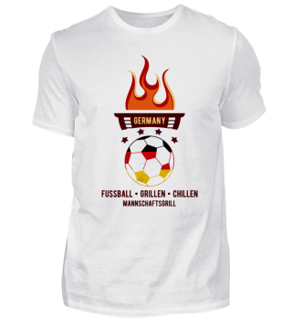 FUSSBALL · GRILLEN · CHILLEN #1.2