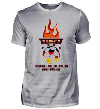 FUSSBALL · GRILLEN · CHILLEN #1.2