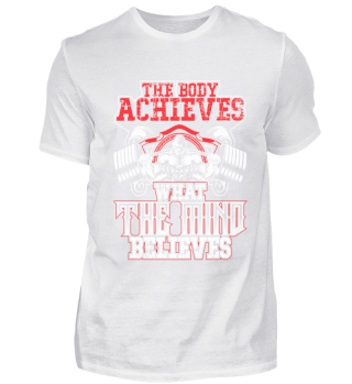 Motivational Gym Tee Shirt Gift