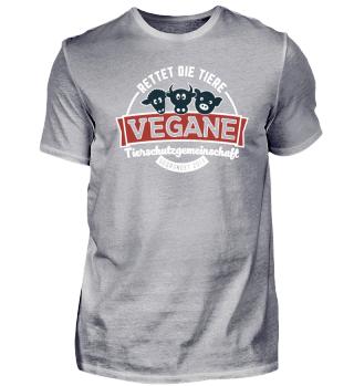 Vegane Tierschutzgemeinschaft Geschenk