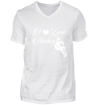 ☛ I LOVE HOCKEY #8W