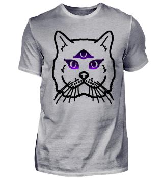 Psycat pussy gift idea black