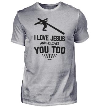 jesus liebt uns alle christen kirche