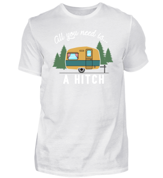 All You Need Is A Hitch Camping Trailer