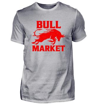 Bullen Markt Geld Finanzen Börse Aktien