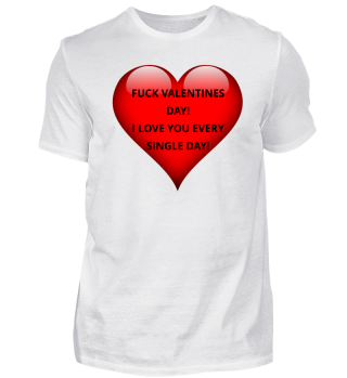 Valentinstag Single Fuck Geschenkidee