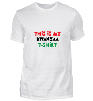 Funny African Kwanzaa African Lovers