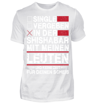 Single Vergeben In der Shishabar - Front
