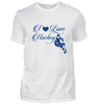 ☛ I LOVE HOCKEY #8B