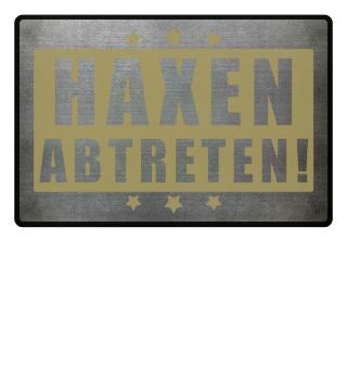 ★ HAXEN ABTRETEN #2GF