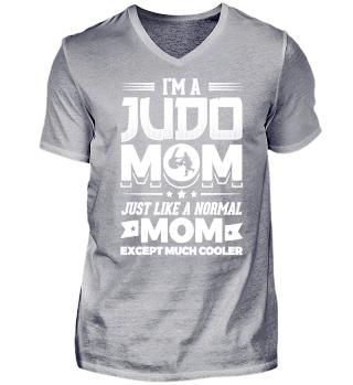 I'm a Judo Mom!