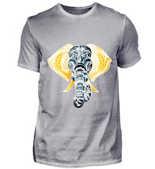 GIFT- GOLD ELEPHANT