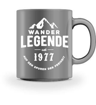 Wander Legende 1977 - Tasse