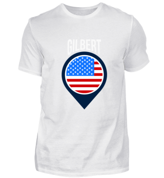 Gilbert City Pin Shirt