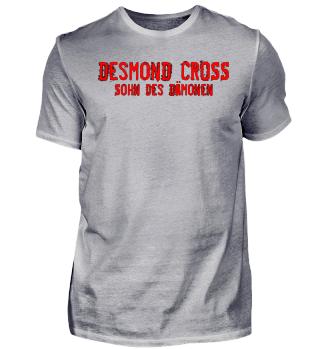 Desmond Cross Schriftzug