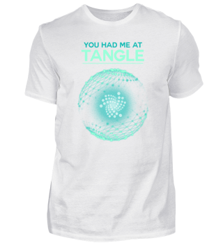 You had me at Tangle IOTA