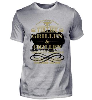 GRILL SHIRT · GRILLEN & CHILLEN #1.10