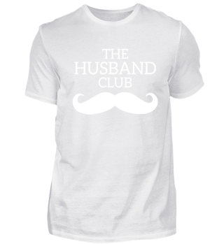 The Husband Club lustiges JGA Design