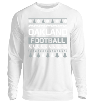 Oakland Ugly Sweater