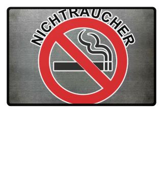 Nichtraucher Verbotszeichen II