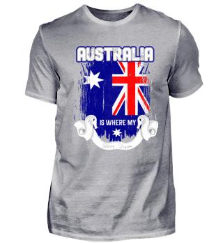 Australien, wo meine Geschichte beginnt