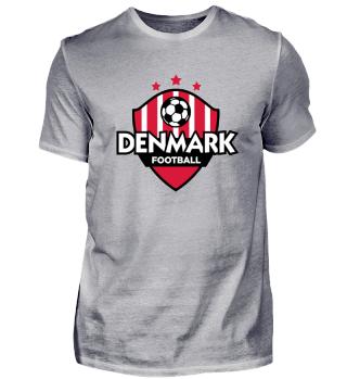 Denmark Football Emblem