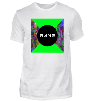 Rave Festival Hardstyle Party Neon-Grün