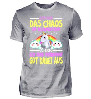 Einhorn - Chaos süß