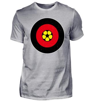 Dartscheibe - Fussball - Deutschland