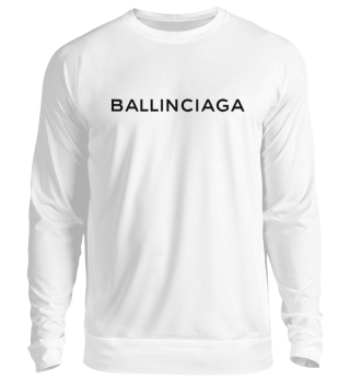 BALLINCIAGA SWEATER GREY