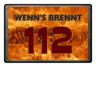 Feuerglut - Wenn's Brennt 112