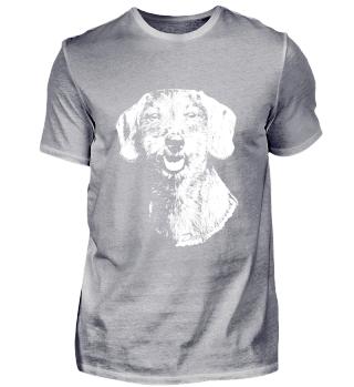 Rauhaar Dackel Teckel T-Shirt