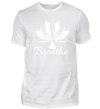 Breathe - happy peaceful thoughts yoga
