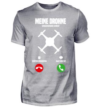 Telefon Meine Drohne ruft! Geschenk