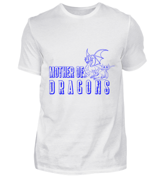 GIFT- MOTHER OF DRAGONS BLUE