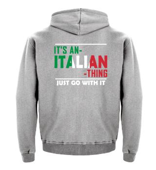 Italian Thing - Italien Sache