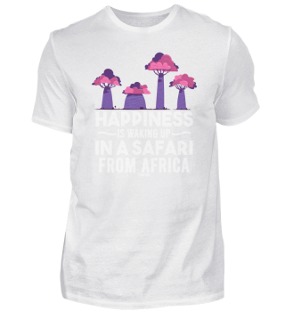 Happiness is waking up in Safari from Af