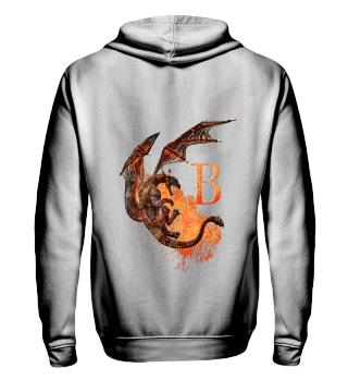 Buchstabe B (Zipper)