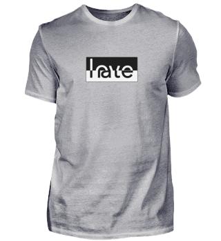 Love hate Logo