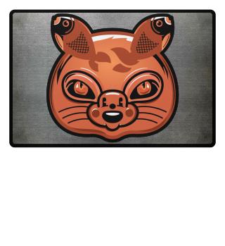 Mouse Nose Doormat