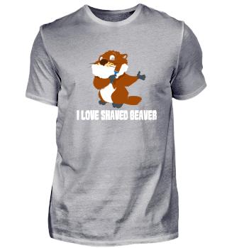 I Love Shaved Beaver - Dirty Talk