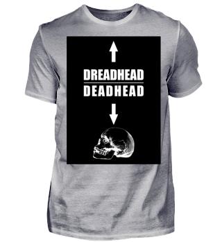 Dreadhead- Dreadhead Schwarz-Logo