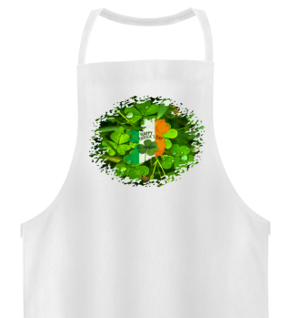 HAPPY ST. PATRICK'S DAY Ireland Map